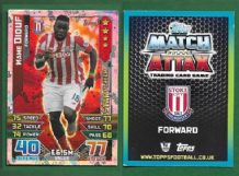 Stoke City Mame Diouf Senegal 251 Star Player